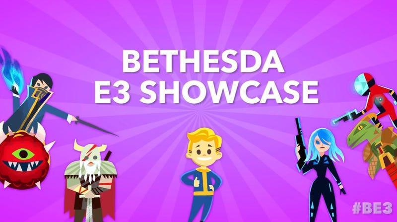Illustration for article titled We're Liveblogging Bethesda's E3 Press Conference [Update: We're Done]