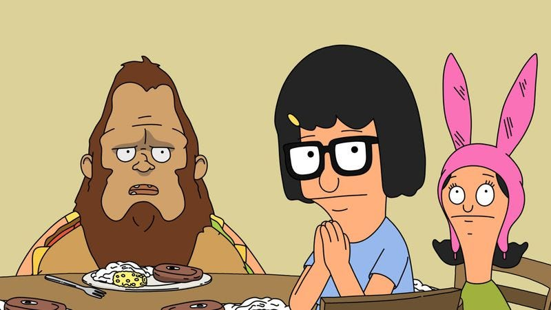 """Illustration for article titled Bob's Burgers: """"Beefsquatch"""""""