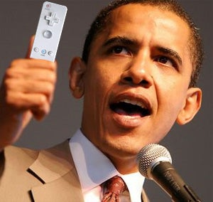 Illustration for article titled President Barack Obama's Video Game Buyer's Guide