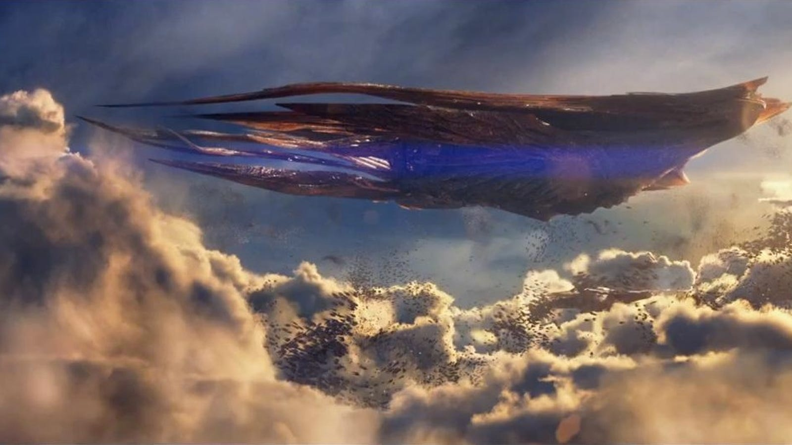 The Space Battles in Ender's Game Will Make Your Eyeballs Explode
