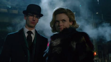 Guys, We Need To Talk About That Insane Gotham Finale