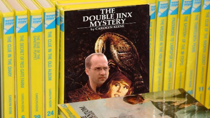 Illustration for article titled Anthony Edwards joins CBS' gritty Nancy Drew reboot