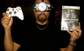 Illustration for article titled Just How Good Is Ice-T At Modern Warfare 2?