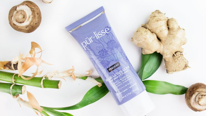 Purlisse Blue Lotus Seed Mud Mask
