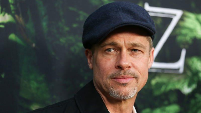 Illustration for article titled Brad Pitt Gets Spiritual