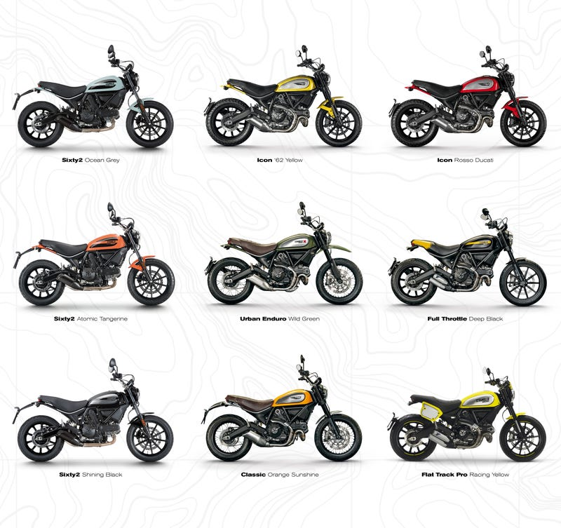 2016 ducati scrambler sixty2: this is your entry-level scrambler