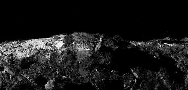 Rosetta Image Makes You Feel Like You re on the Surface of a Comet