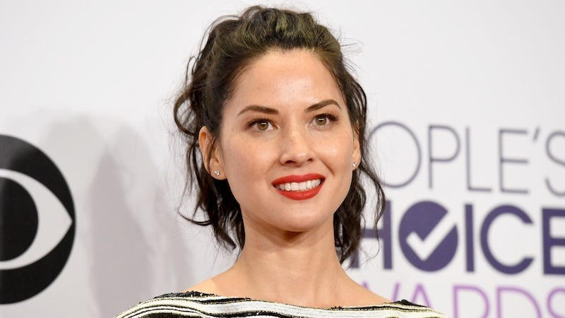 Illustration for article titled Olivia Munn Is Taking a Turn Explaining Her Face to Everyone