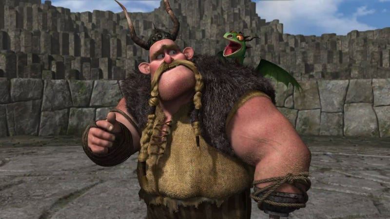 Gobber the belch to come out as gay in how to train your dragon 2 ccuart Images