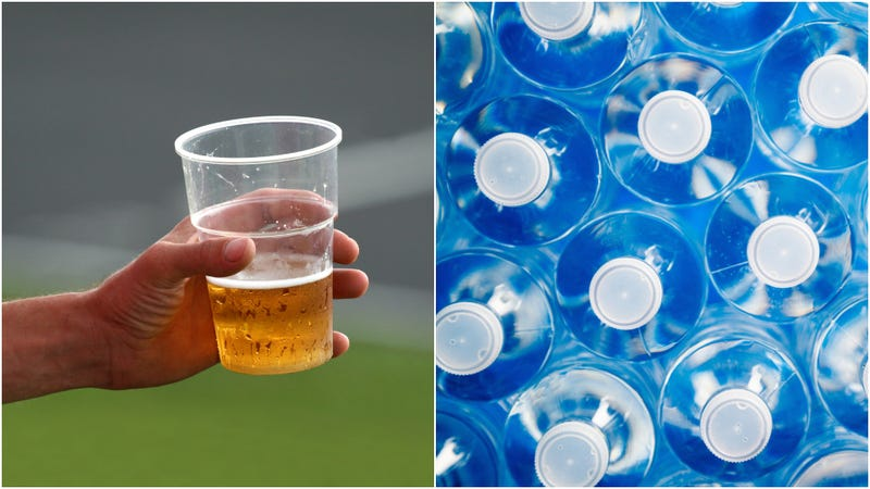 Illustration for article titled Beer was cheaper than water at Sunday's Bengals game
