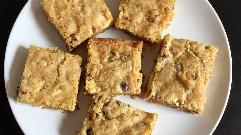 Illustration for article titled Why You Should Put Tahini in Your Blondies (and Other Sweets)