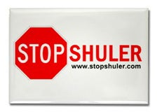 Illustration for article titled Stop Shuler Surrenders To The Polls