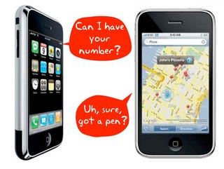 Illustration for article titled iPhone 2.1 Firmware Has Tiny Glimmer of Copy-and-Paste Shining Inside