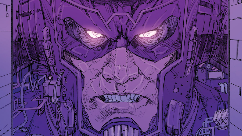 Illustration for article titled Marvel's Cosmic Avengers Just Did Something Crazy To Galactus