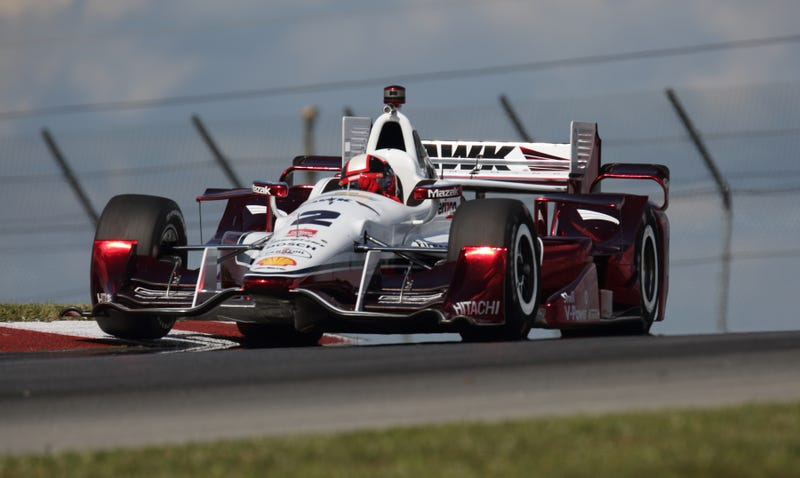 Illustration for article titled We're At Mid-Ohio For The Honda Indy 200