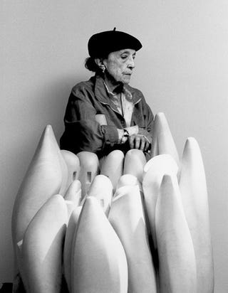 Illustration for article titled In Praise Of Louise Bourgeois