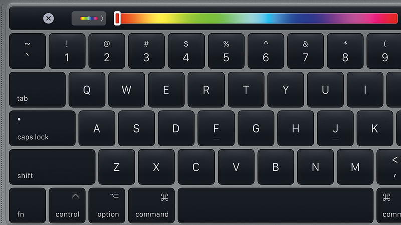Customize Your Mac's Touch Bar with BetterTouchTool
