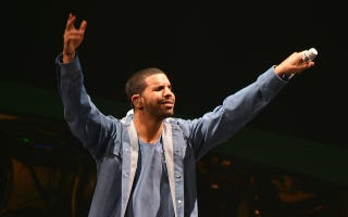 Illustration for article titled Drake's Sensitivity Isn't Sincere, It's a Cynical Ploy. But It's Working