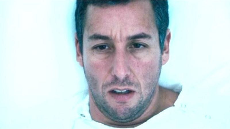 Illustration for article titled Behold the future of Adam Sandler's career with this Adam Sandler movie generator