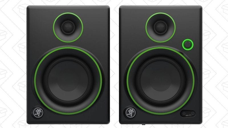 Monitores de audio Mackie CR3 3'', $80