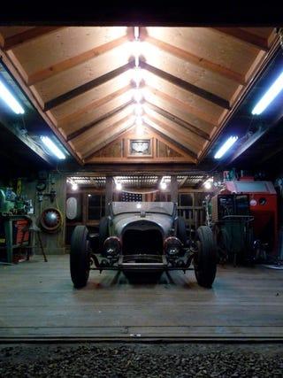 Illustration for article titled I'm getting a Garage!