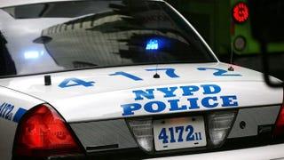 NYPD patrol carSpencer Platt/Getty Images