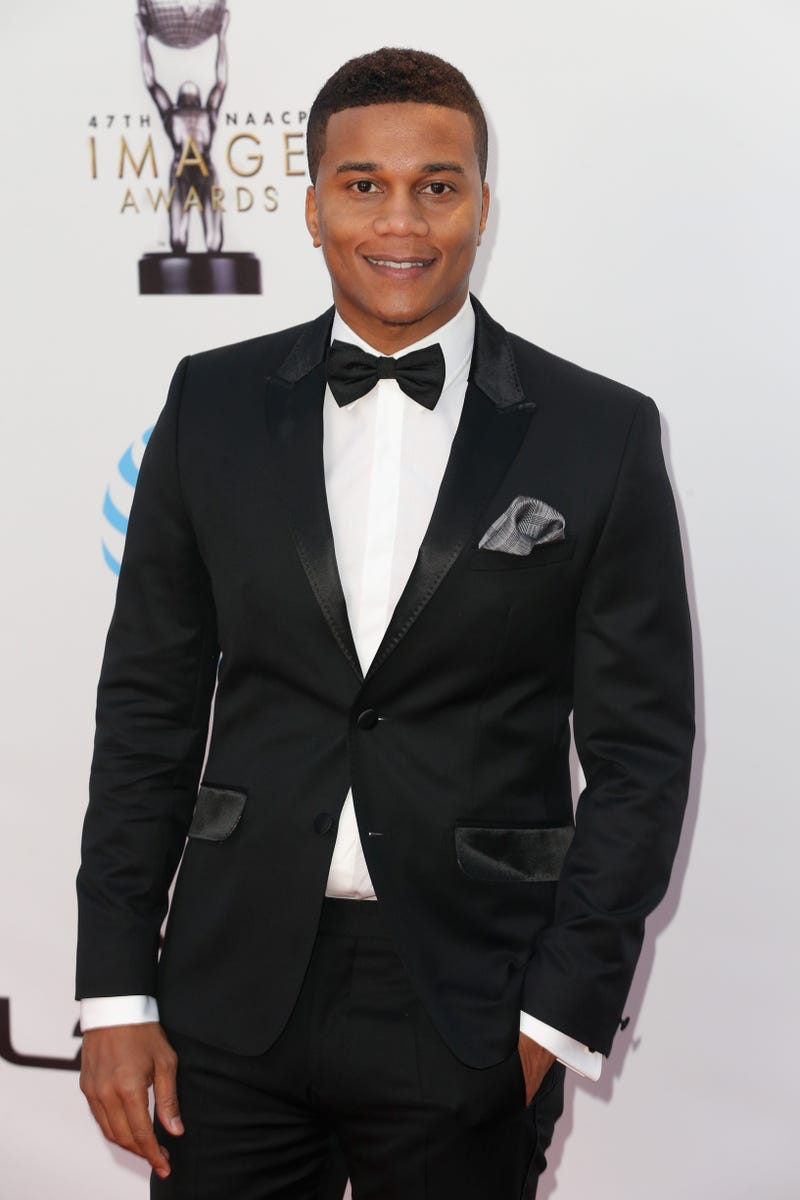 Actor Cory HardrictImeh Akpanudosen/Getty Images for NAACP Image Awards
