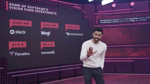 Netflix Pulls American TV Episode in Saudi Arabia That Criticizes Khashoggi Murder and Silicon Valley Investment