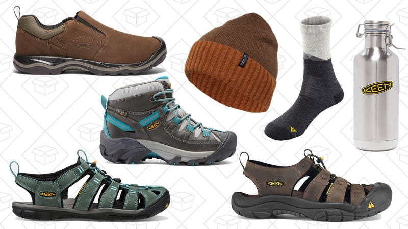 Up to 20% off Travel Collection | Keen