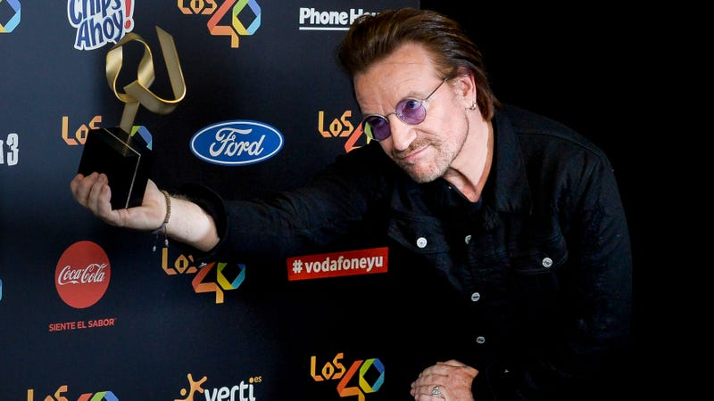 Bono: 'Music has gotten very girly'