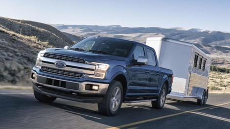 The 2018 Ford F150 Gets A New Engine And More Horsepower