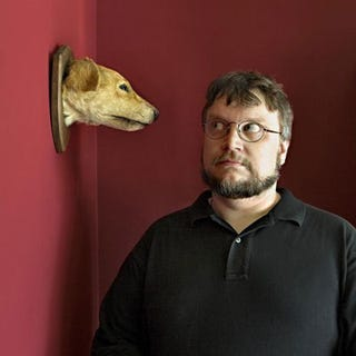 Illustration for article titled Guillermo Del Toro Is Going To Do Video Games