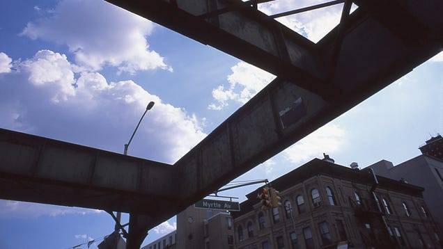 The Dream Of New York s Forgotten Elevated Subway