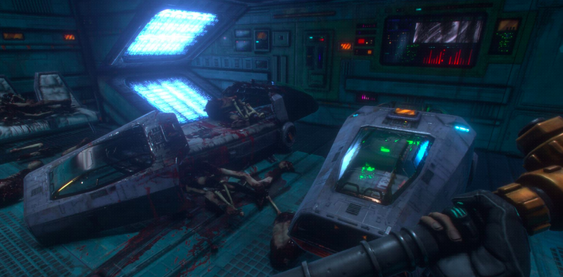 Illustration for article titled System Shock's Remaster Already Has A Playable Demo (And It's Great)