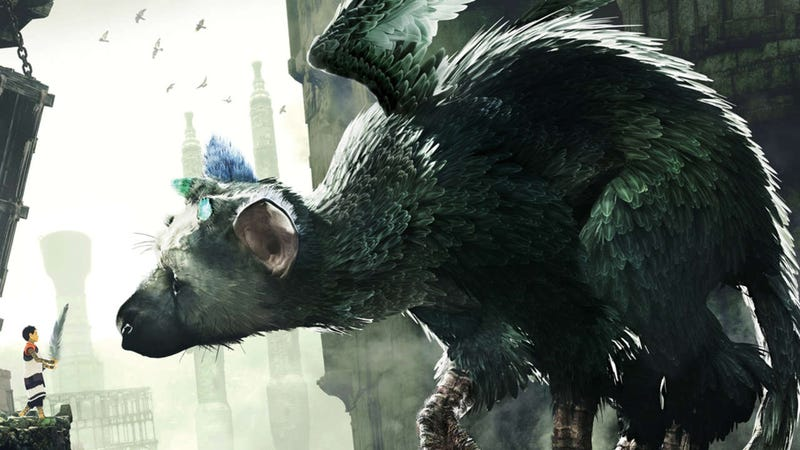 Illustration for article titled Game Review: The Last Guardian