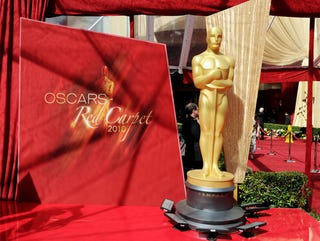 """Illustration for article titled Will This Really Be """"The Whitest Oscars In 10 Years""""?"""