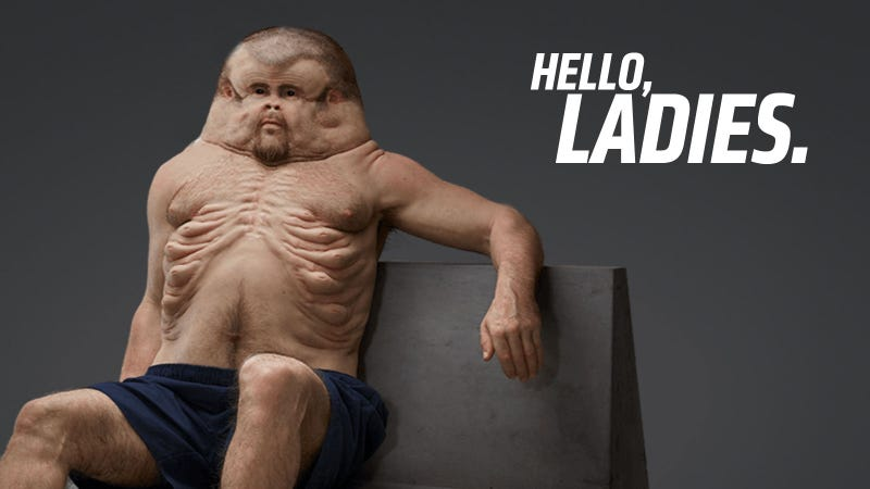If Humans Evolved To Survive Car Crashes We D Look Like This Guy