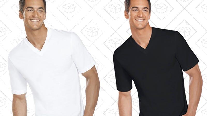 3-Pack Jockey T-Shirts, $8