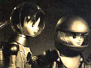 Illustration for article titled See The Lost Japanese Space Puppet Anime Classic