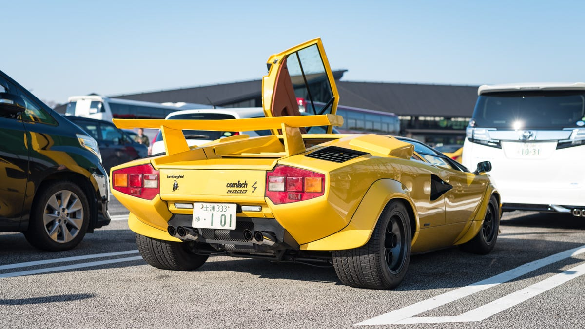 The Modified Supercars Of Japan S End Of Year Meet