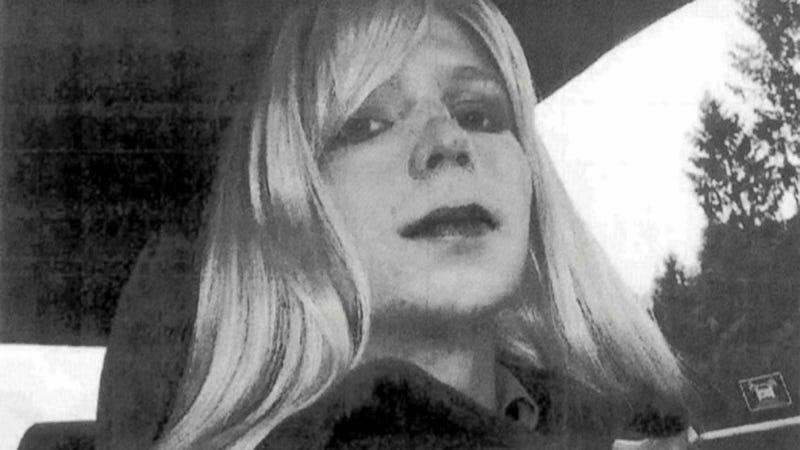 Chelsea ManningScreenshot