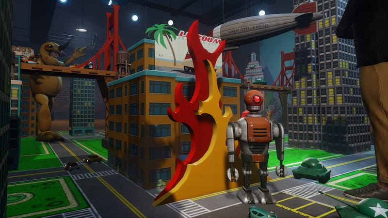 Hands-On With Sansar, The New Second Life