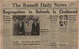 Kansas' Russell Daily NewsLibrary of Congress