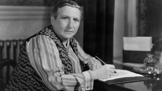 Illustration for article titled Lesbian Couple Ironically Kicked Out Of Gertrude Stein Exhibit