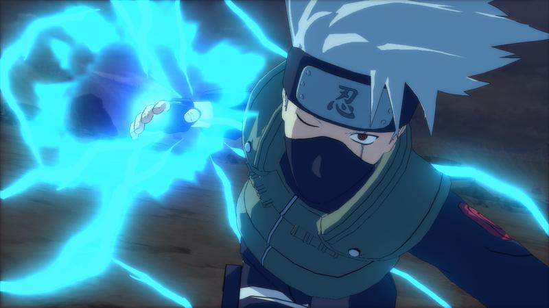Illustration for article titled Kakashi and Sakura Join Ultimate Ninja Storm Revolution