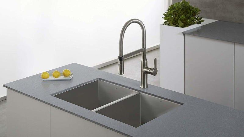 Kraus Nola Kitchen Faucet | $141 | Amazon