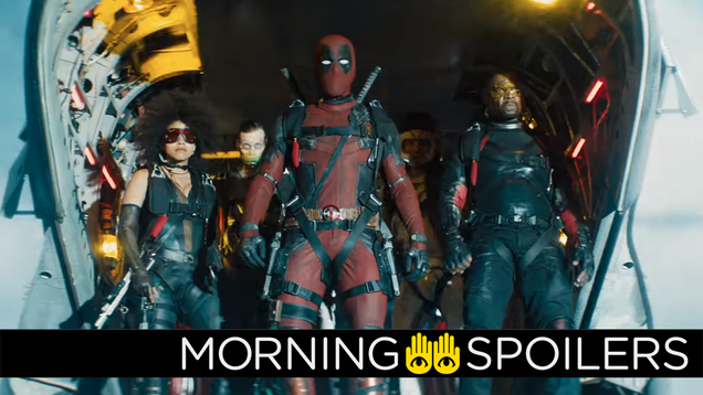 Deadpool 2 May Be Adding a Bit More From Its New Mutant Heroes