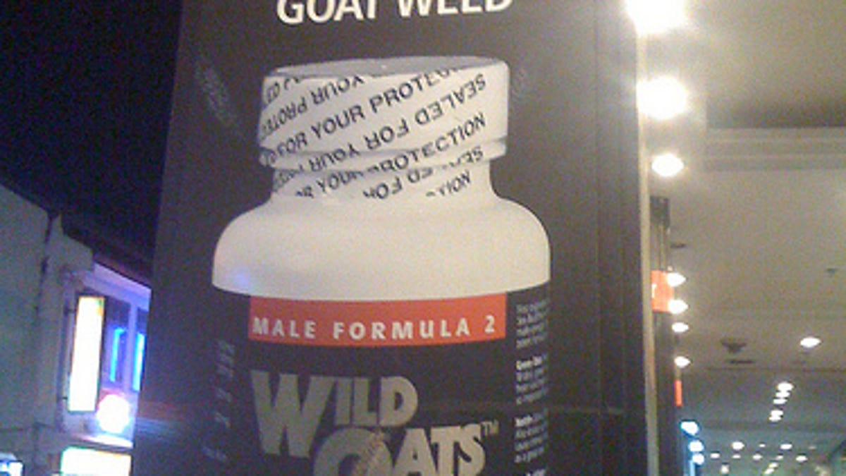Is horny goat weed extract really a sexual stimulant?