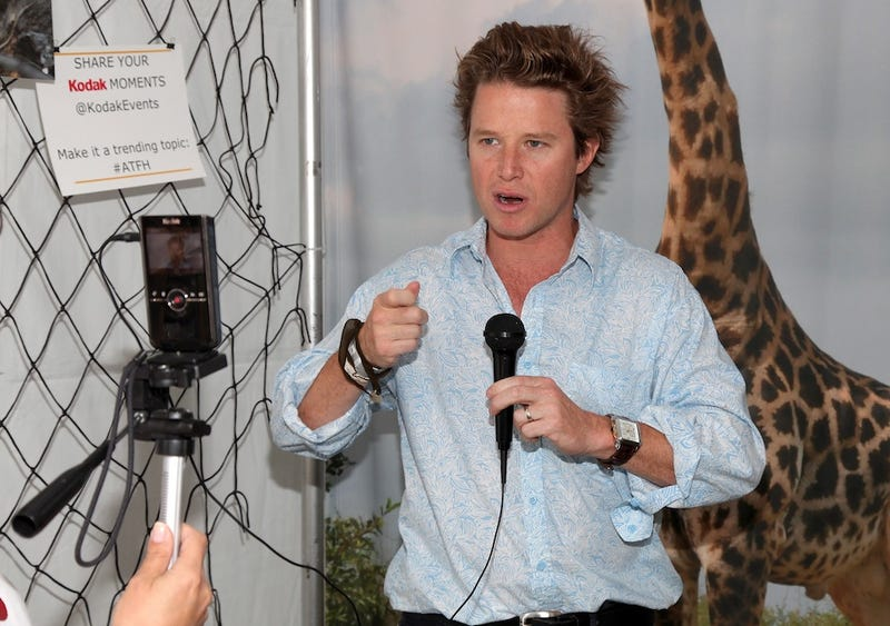 Illustration for article titled Billy Bush Was Kicked Out Of The Rangers Locker Room Tonight