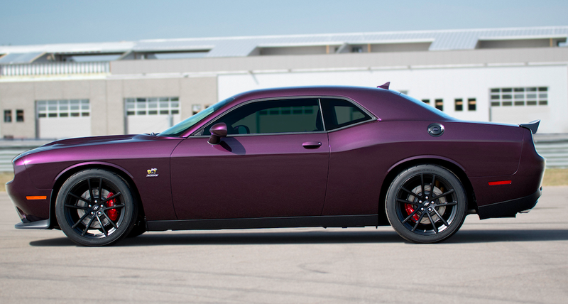 The 2019 Dodge Challenger R T Scat Pack 1320 Adds Demon Tech To A
